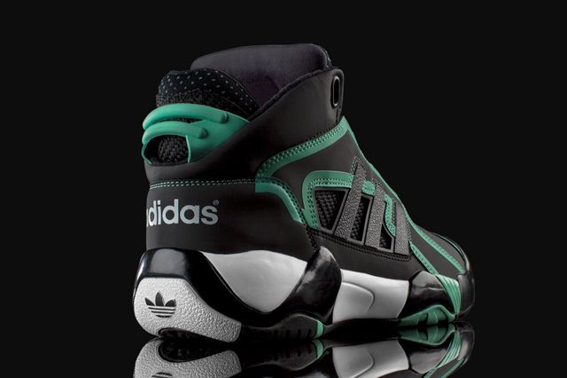 Street Ball Og Green Heel