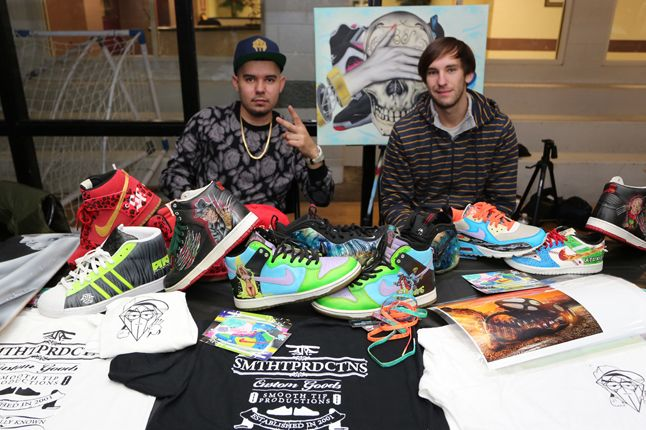 Sneaker Con Atlanta Custom 1