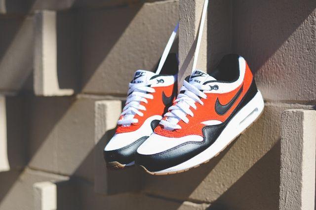 Nike Air Max 1 Gamma Orange 1