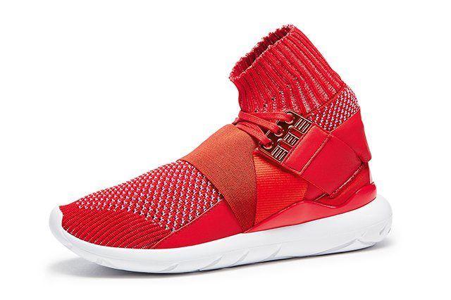 Adidas Y 3 Qasa Elle Lace Knit Thumb