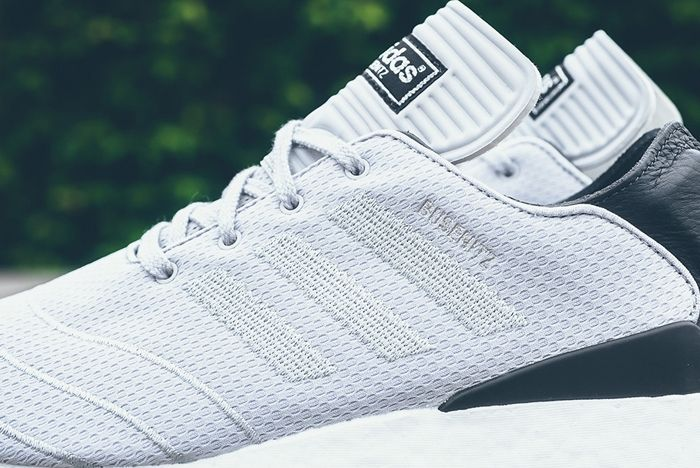 Adidas Sb Busenitz Pure Boost Grey 2