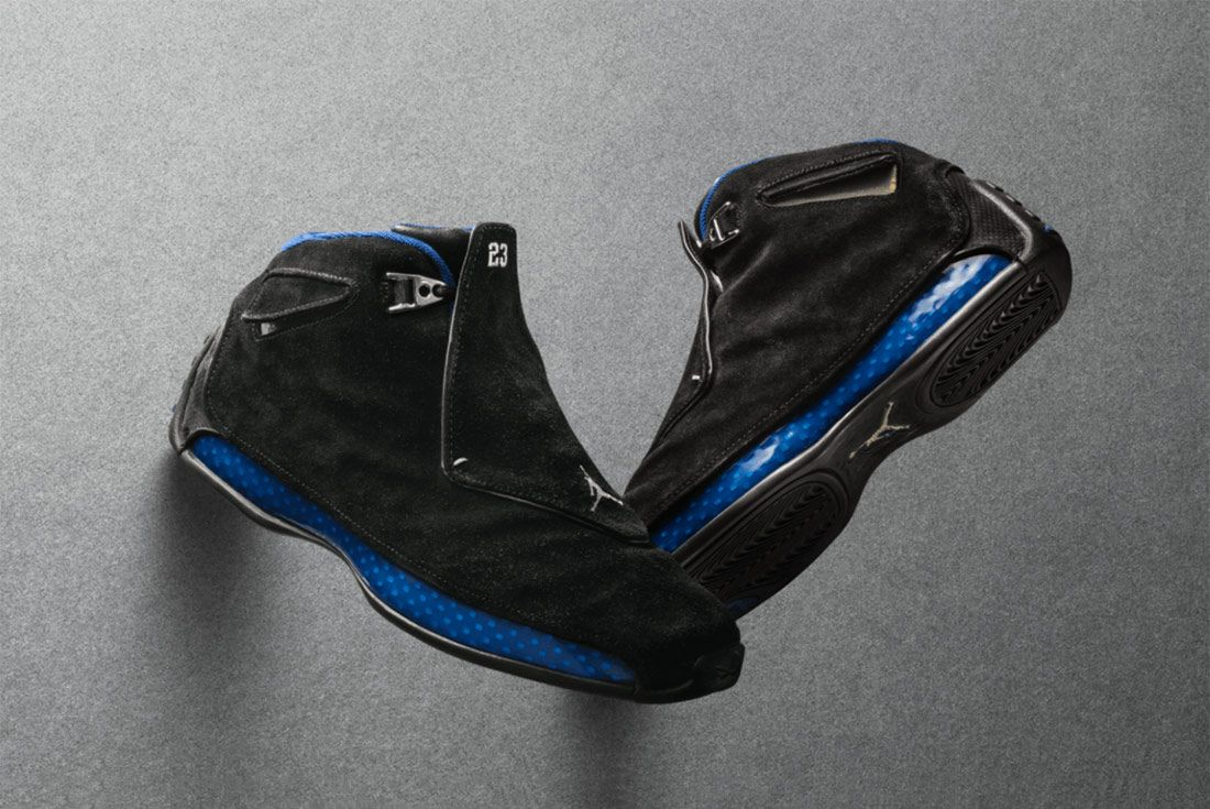 Air Jordan Website 18