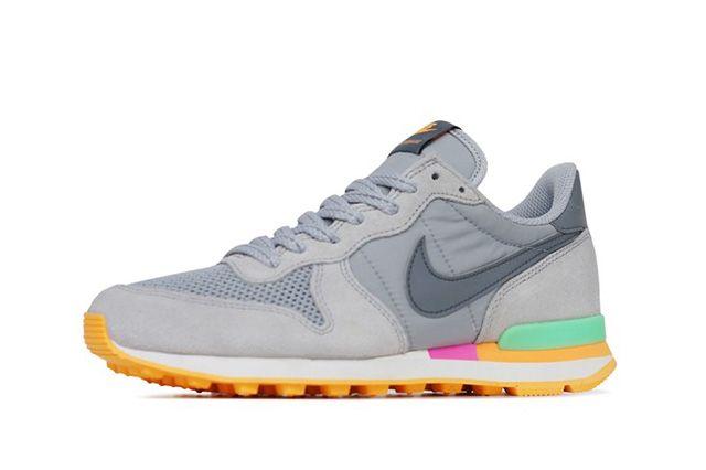 Nike Internationalist Cool Grey Candy 5