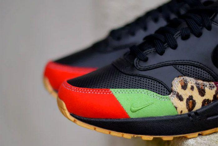 Nike Air Max 1 Master Black 6