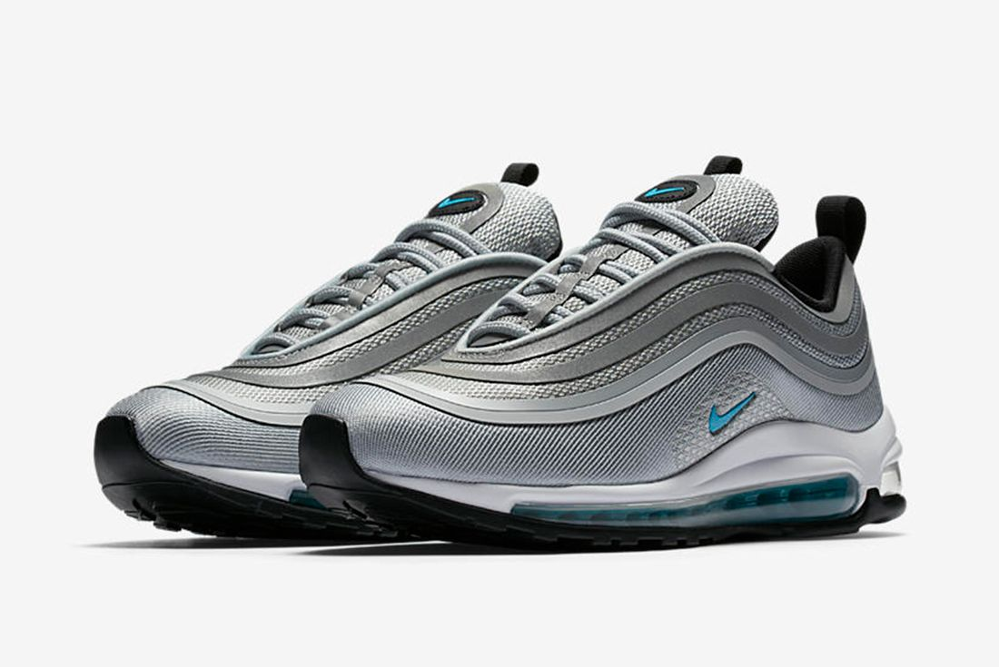 Nike Air Max 97 Ultra Womens Marina Blue 4