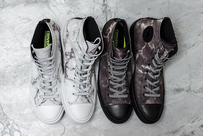 Converse First String Chuck Taylor All Star Ii Marble Pack