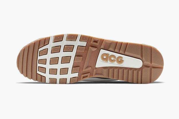Nike Acg Air Wildwood Premium White Release Date Outsole