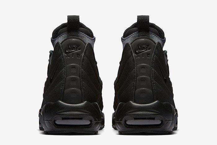 Nike Air Max 95 Sneaker Boot Triple Black 4