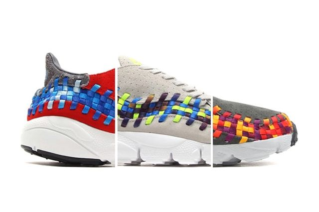 Nike Air Footscape Woven Motion Spring 2014 7