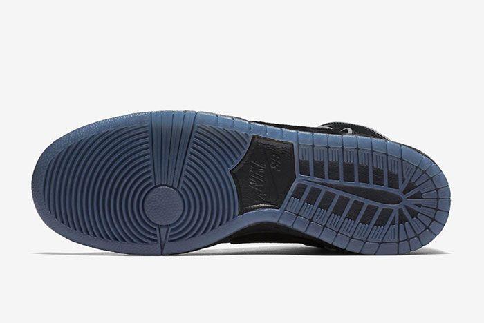 Nike Sb Dunk High Purple Box 6
