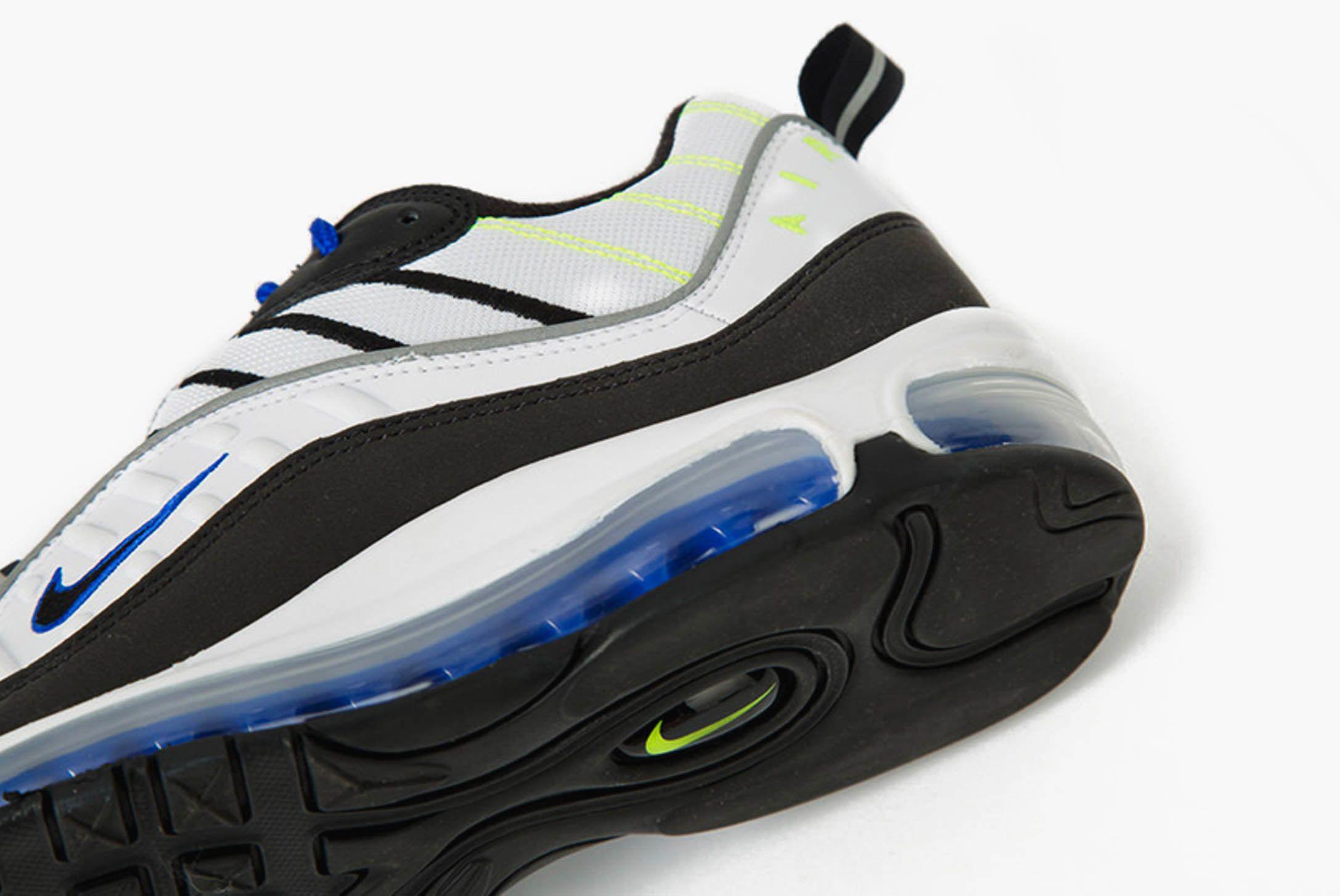 Nike Air Max 98 Racer Blue Release Info 005 Sneaker Freaker