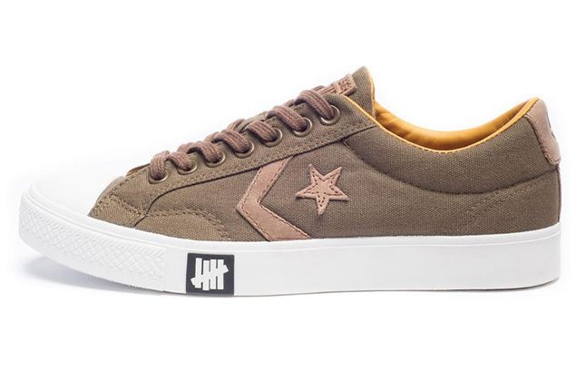 Undefeated Converse Lo Brown Profile 1