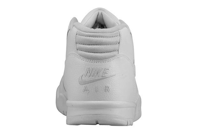 Nike Air Trainer 1 All White 5