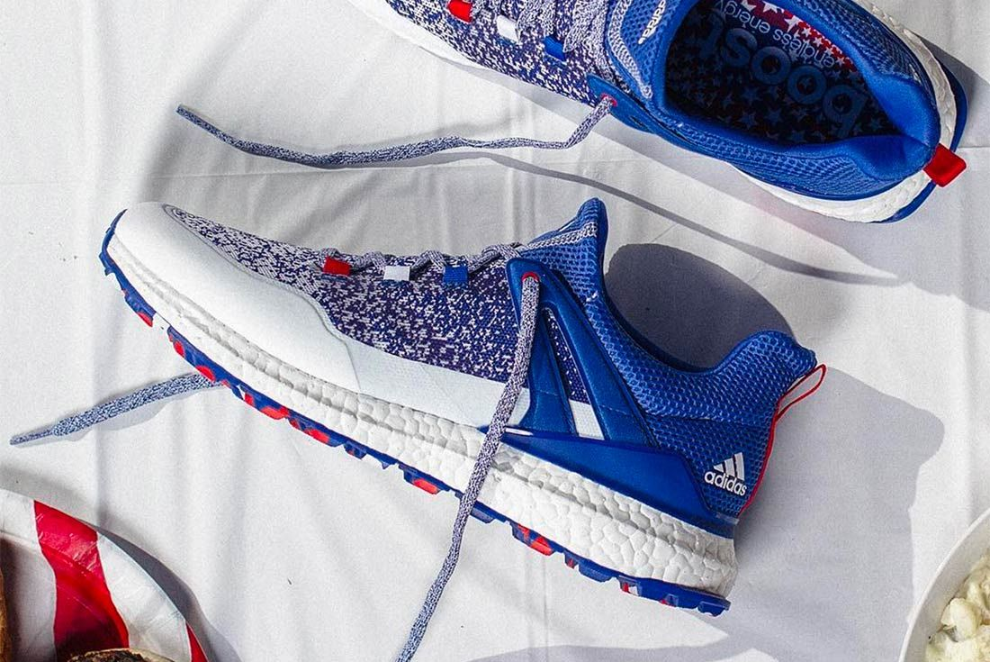 Adidas Reveal Us Open Boost Pack 3