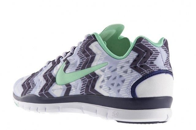 Nike Free Tr Fit Volt Frost Reverse