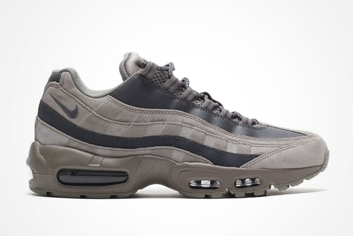 Two New Nike Air Max 95 Essential Colourways A
