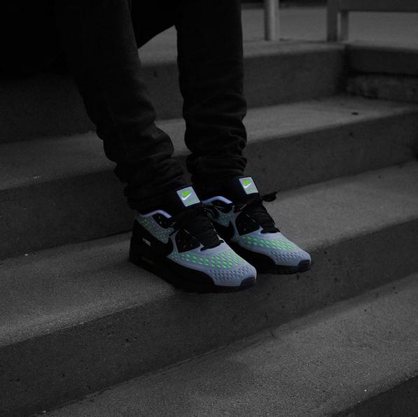Nike Air Max 90 Ultra Br Neon 2
