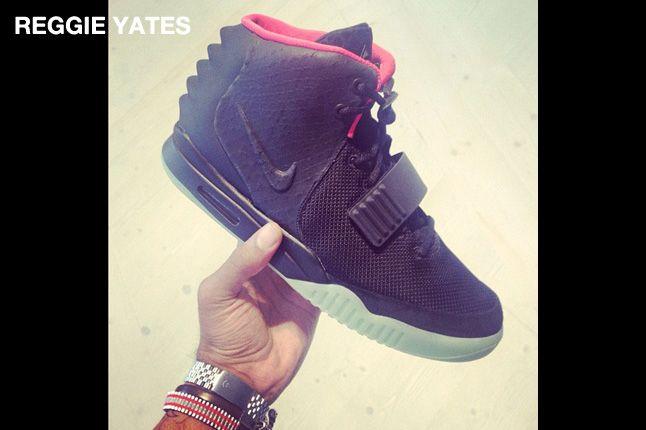 Nike Air Yeezy 2 Reggie Yates 1