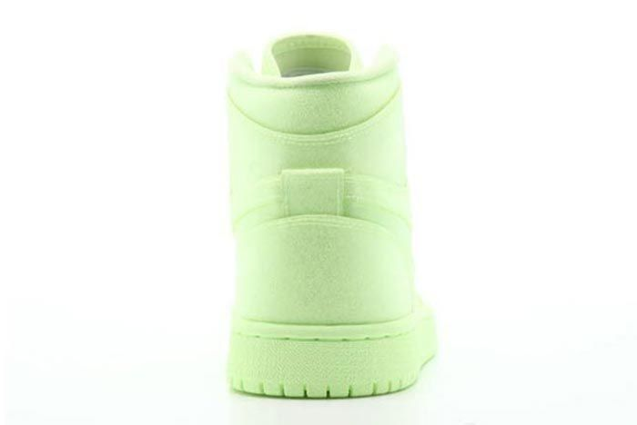 Air Jordan 1 Barely Volt Heel 2