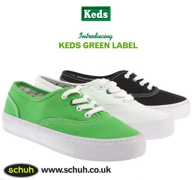 Keds Green Label 1