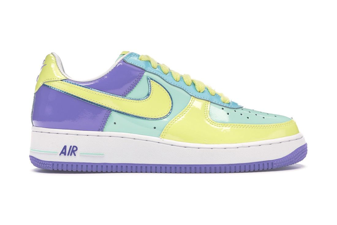 Easter Egg Nike Air Force 1 Best Feature