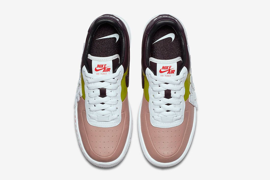 Nike Air Force Uptown Sequin 10