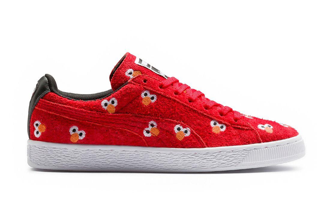 Sesame Street X Puma Ss17 Collection17