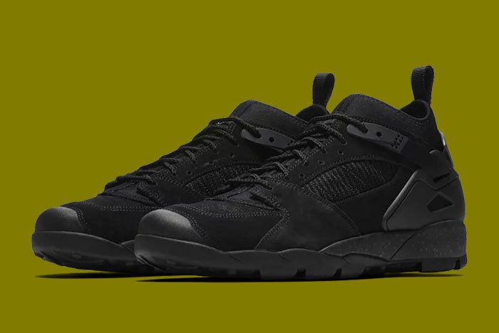 Nike Air Revaderchi Acg Triple Black 2