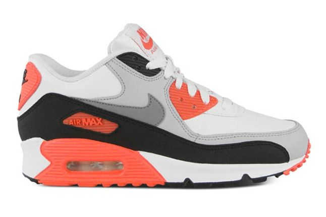 Nike Air Max 90 Infrared Gs Profile 1
