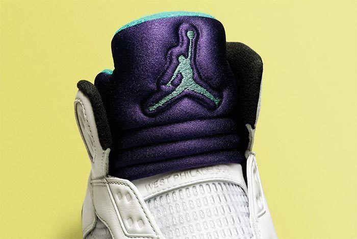 Will Smith Air Jordan 5 1