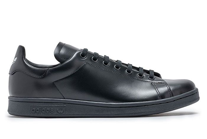 Dover Street Market Dsm Adidas Stan Smith Black Lateral