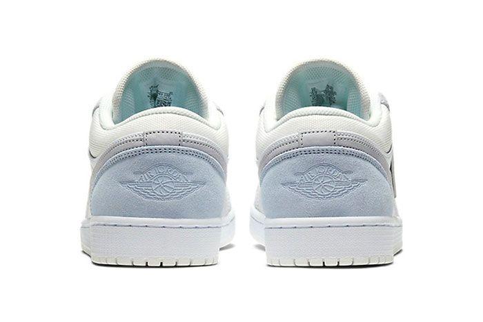 Air Jordan 1 Low Paris Heel