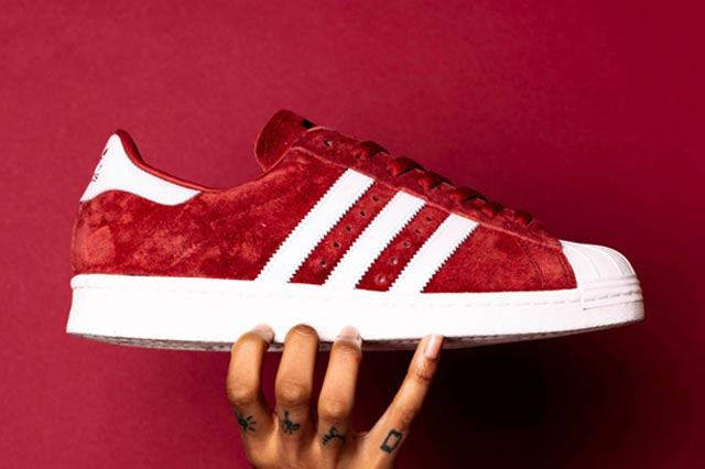 Adidas Superstar Suede 1