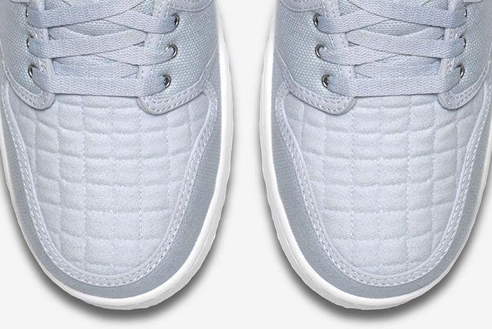 Air Jordan 1 Ko Pure Platinum 9