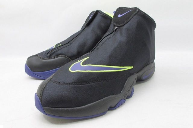 Nike Air Zoom Flight The Glove Black Neon 6