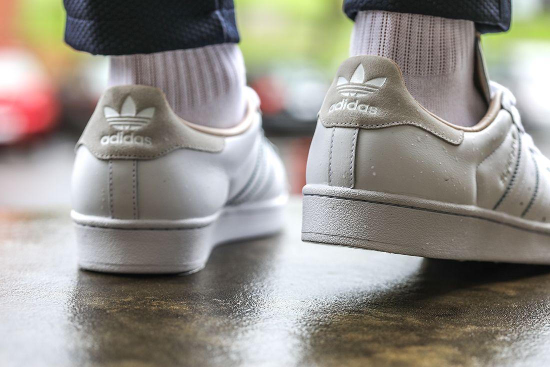 Adidas Superstar Home Of Classics Heel