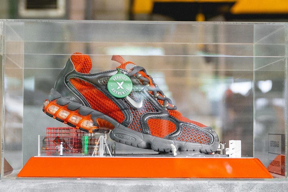 Sneakerness London Event Recap Stockx Display