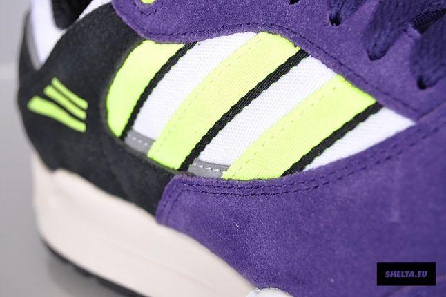 Adidas Originals Super Tech Electric Midfoot Detail 1