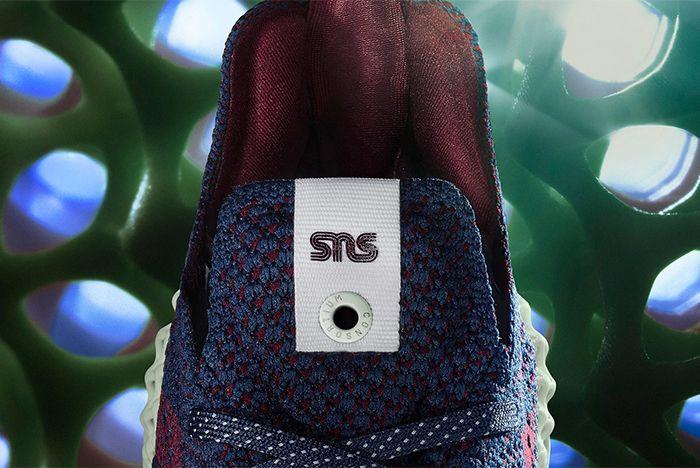 Sns X Adidas Futurecraft 3