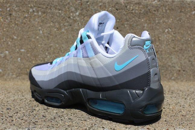 Nike Air Max 95 No Sew Pale Blue 2
