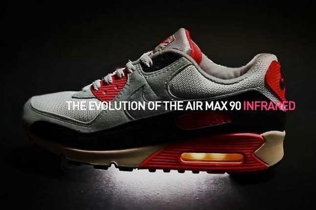 Air Max 90 Infrared 1