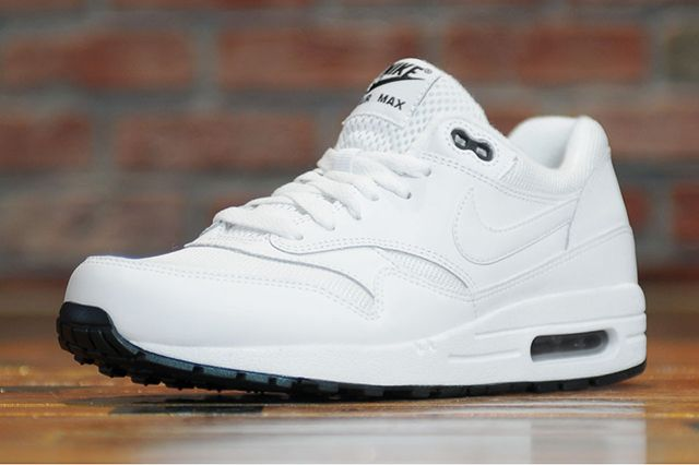 Nike Air Max 1 White Black