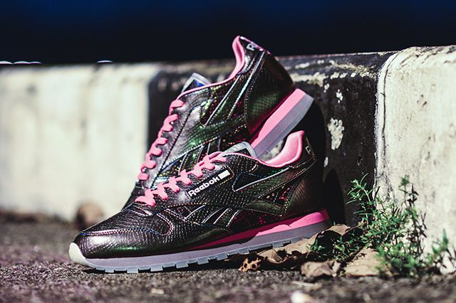Reebok Classic Leather Limited Edt 8