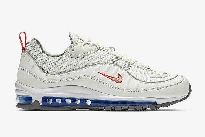 Nike Air Max 98 Summit White 1