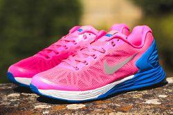 Nike Lunarglide 6 Gs Hyper Pink Thumb