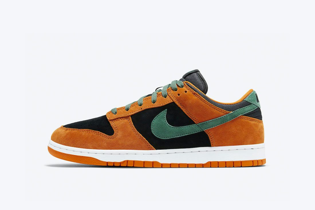 Nike Dunk Low Ceramic 2020 Retro