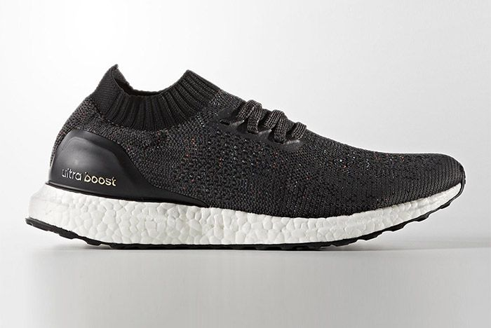 Adidas Ultraboost Uncaged Black Multicolour 5