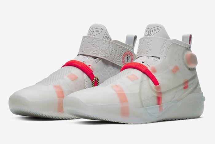 Nike Kobe Ad Nxt Ff Vast Grey Toe