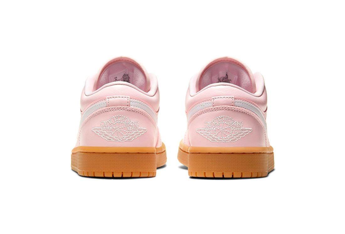 Air Jordan 1Low 'Arctic Pink'