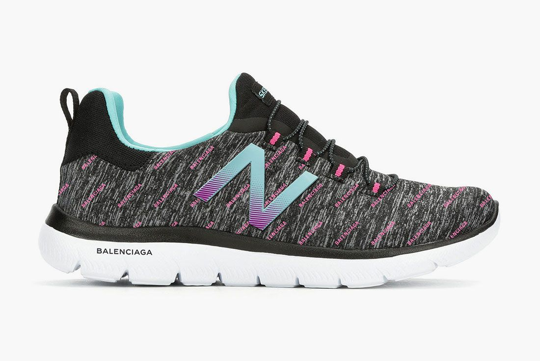 Balenciaga Sketchers Nb Side Shot 5